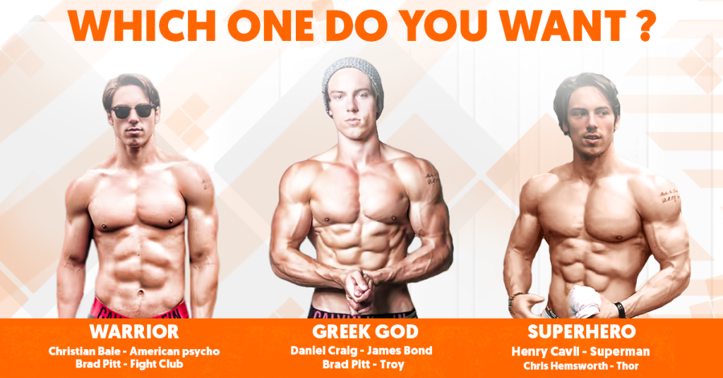types of physique