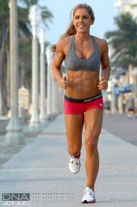 Guess what type of physique?
