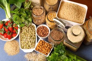 General information about slow carbohydrates