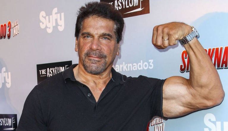Lou Ferrigno Now