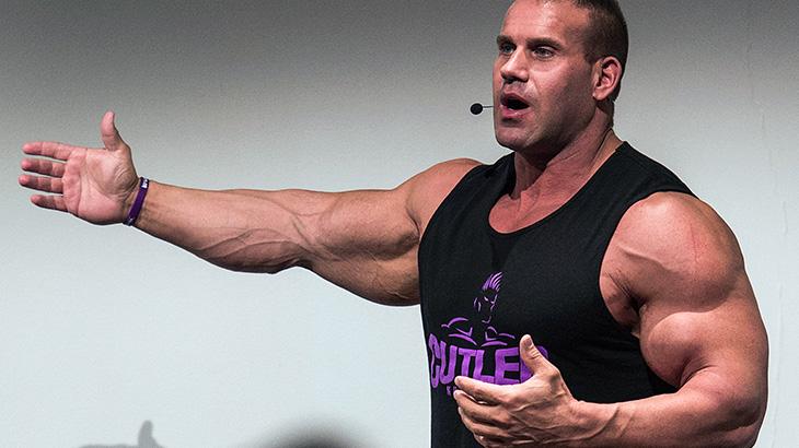 Jay Cutler Bodybuilding