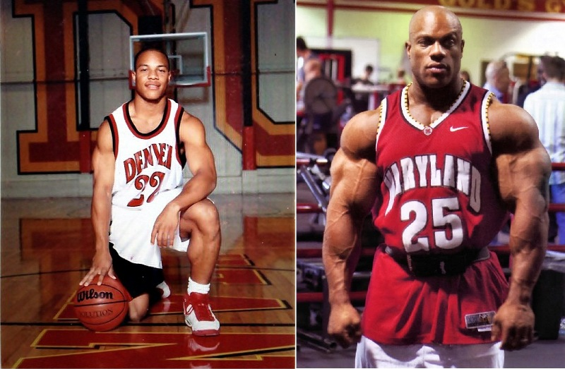 Phil Heath Basketball