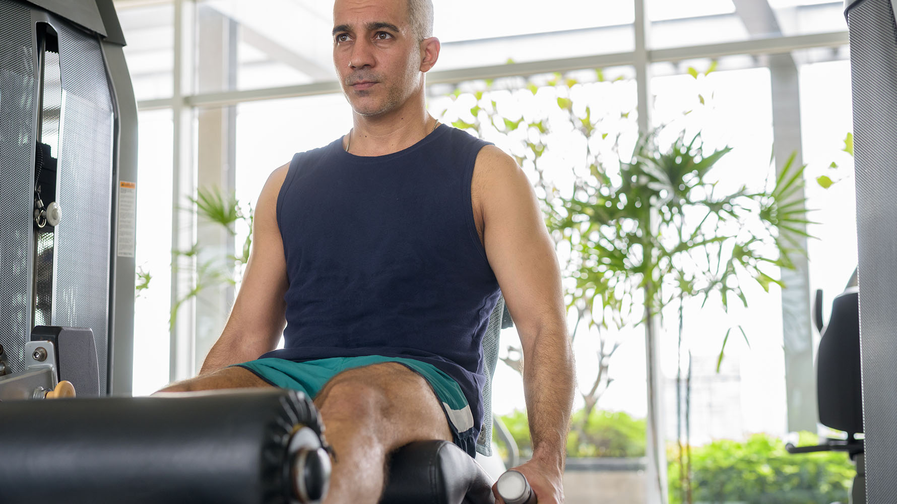 full leg workout routine for men